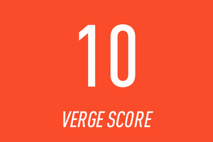 10 review score the verge