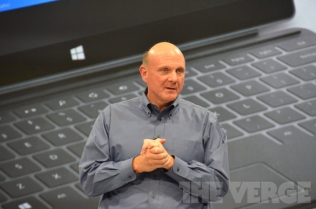 Ballmer Surface