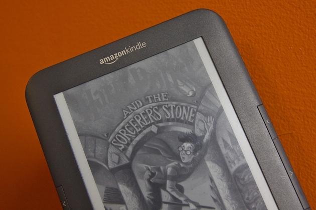 Harry Potter Kindle