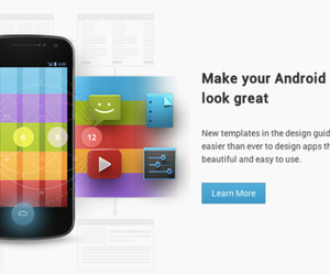 Android Design site