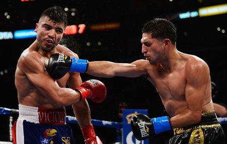 146941530 extra large Canelo Alvarez vs Josesito Lopez Title Clash Goes Head to Head with Sergio Martinez vs Julio Cesar Chavez Jr PPV in Vegas.