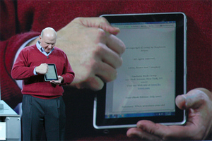 HP Slate Ballmer