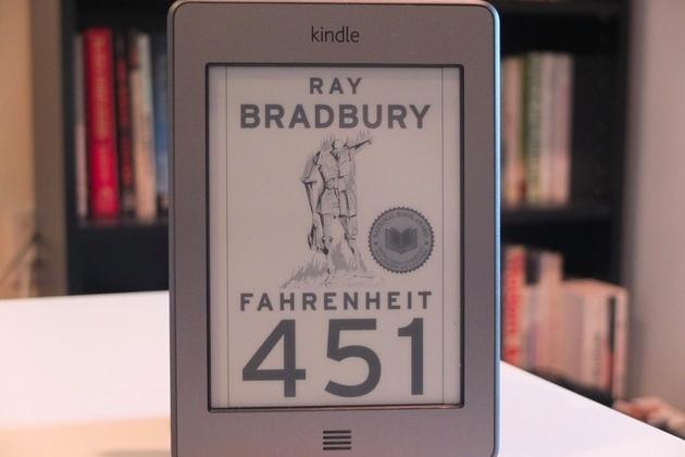 Farenheit 451 Kindle