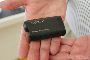 Gallery Photo: Sony Action Cam hands-on