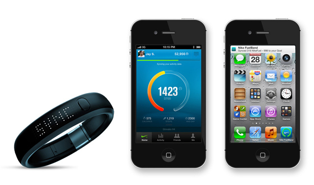 Nike+ FuelBand app update
