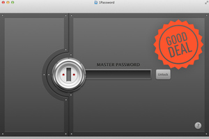 1password good deal