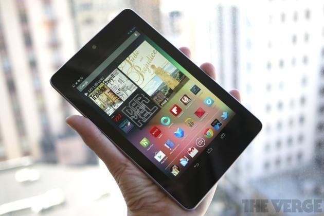 Gallery Photo: Nexus 7 pictures