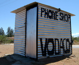 Kenya mobile Kiwanja.net