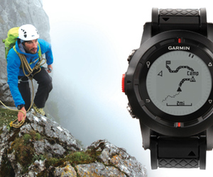 Garmin Fenix watch