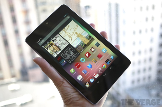 Gallery Photo: Nexus 7 pictures