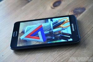 Gallery Photo: Samsung Galaxy Note review pictures