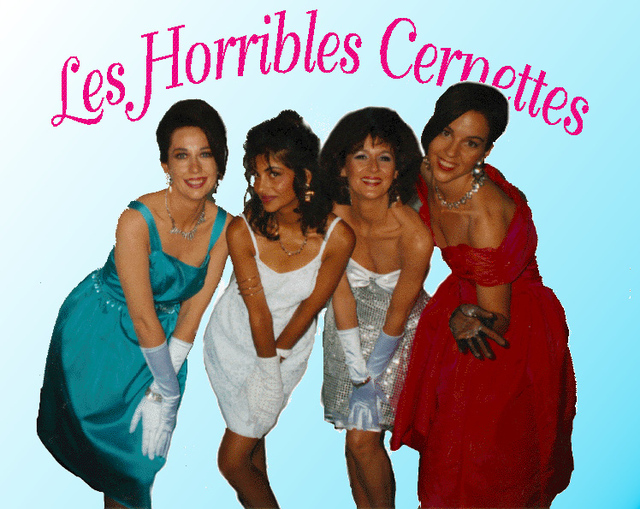 Les Horribles Cernettes first web image