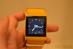 Gallery Photo: I'm Watch hands-on pictures