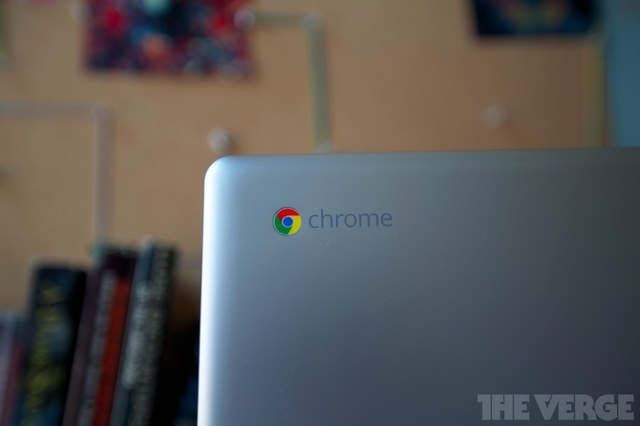Gallery Photo: Samsung Series 5 Chromebook and Series 3 Chromebox review pictures