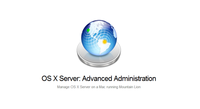 mountain lion advanced administration