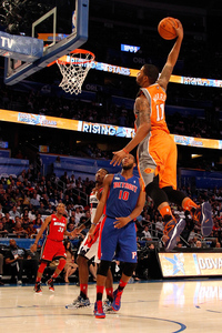 Hopefully we get to see a bit more of this in Keef's first Summer League action.