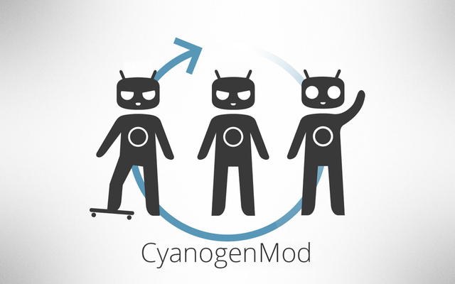 cyanogenmod logo