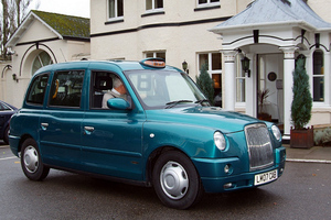 British Taxi