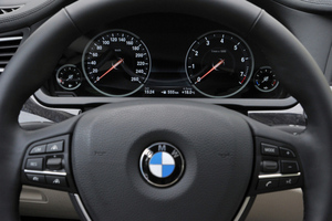 BMW steering wheel stock