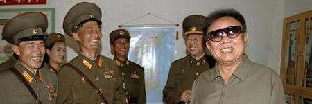 Oh man. Kim Jong-Il is going to be so pissed when he reads this. via i.telegraph.co.uk
