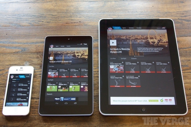 London Olympics apps