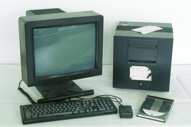Tim Berners-Lee's NeXT computer