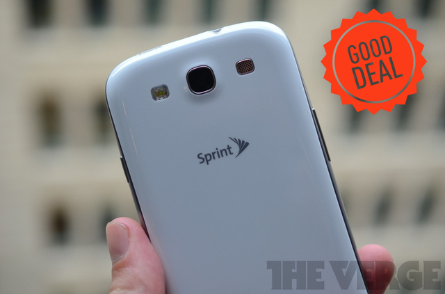 Sprint Galaxy S III Good Deal