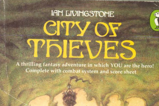 city fo thieves