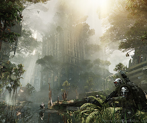 Crysis 3 jungle patrol