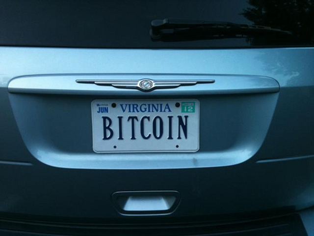 BITCOIN (via GlenCooper)