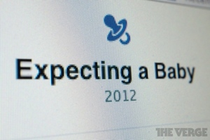 facebook expecting baby stock 1020