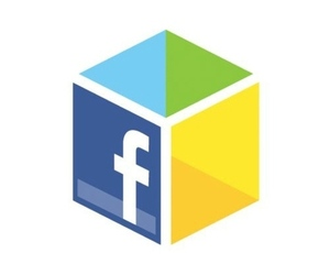 Facebook App Center logo