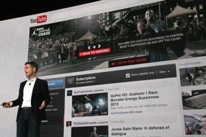 Gallery Photo: YouTube Channel partners