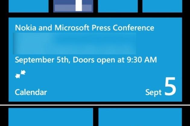 Nokia invite