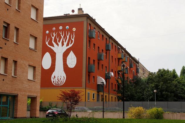 Clean air mural