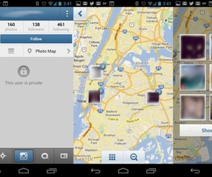 Instagram map privacy