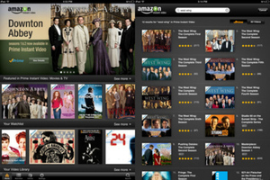 amazon instant video ipad update