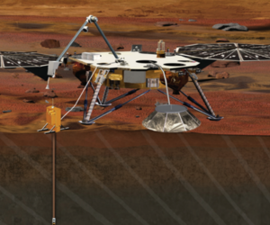 NASA Insight Rover