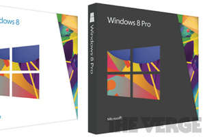 Windows 8 box