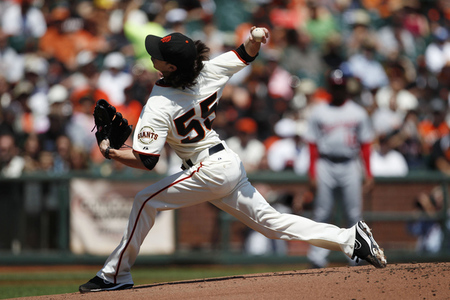 Lincecum hasn't been very Lincecum-y in 2012.