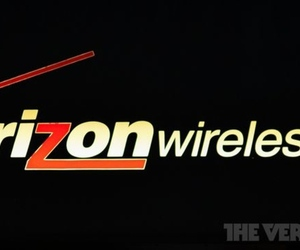 Verizon Wireless Neon Logo Stock 1020