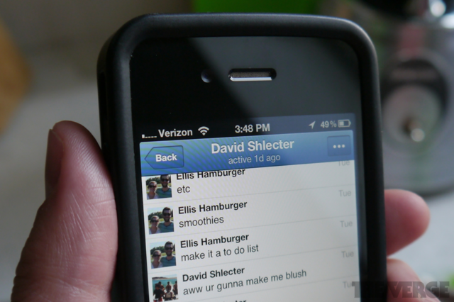 Free voice calling for Android users in US, introduced by Facebook