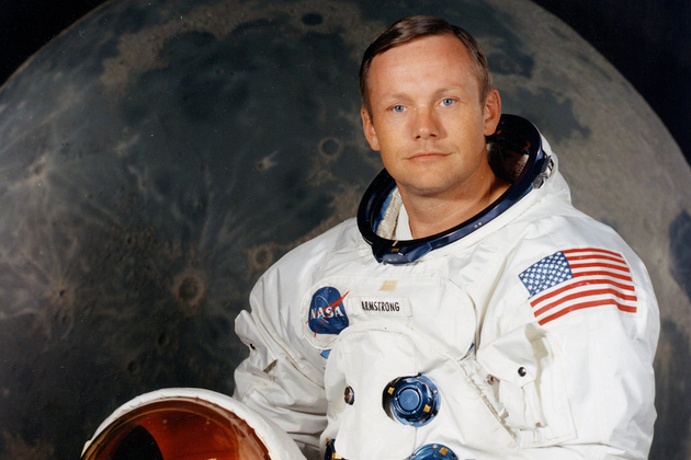 photo image Astronaut Neil Armstrong has died