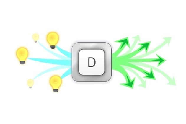 Drafts app logo