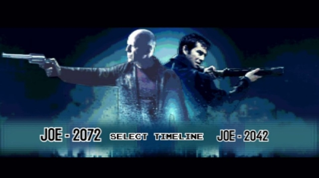 Looper retro video game still