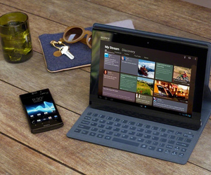 Gallery Photo: Sony Xperia Tablet S pictures