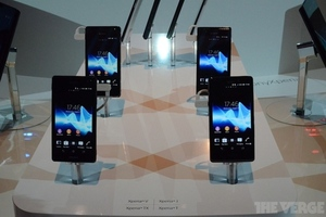 Xperia 2012 lineup 2