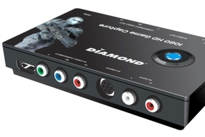 diamond gc1000 hd game capture stock press