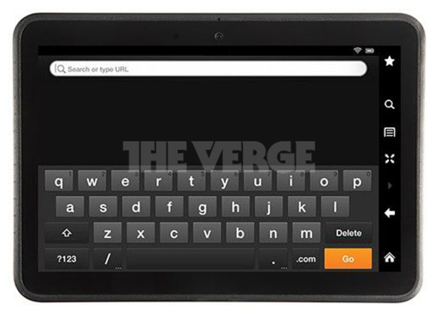 Kindle Fire leak