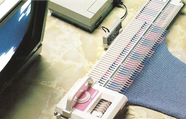 nes knitting machine